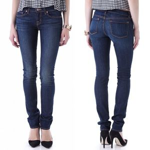 {J Brand} 912 Pencil Leg Stretch Skinny Jeans
